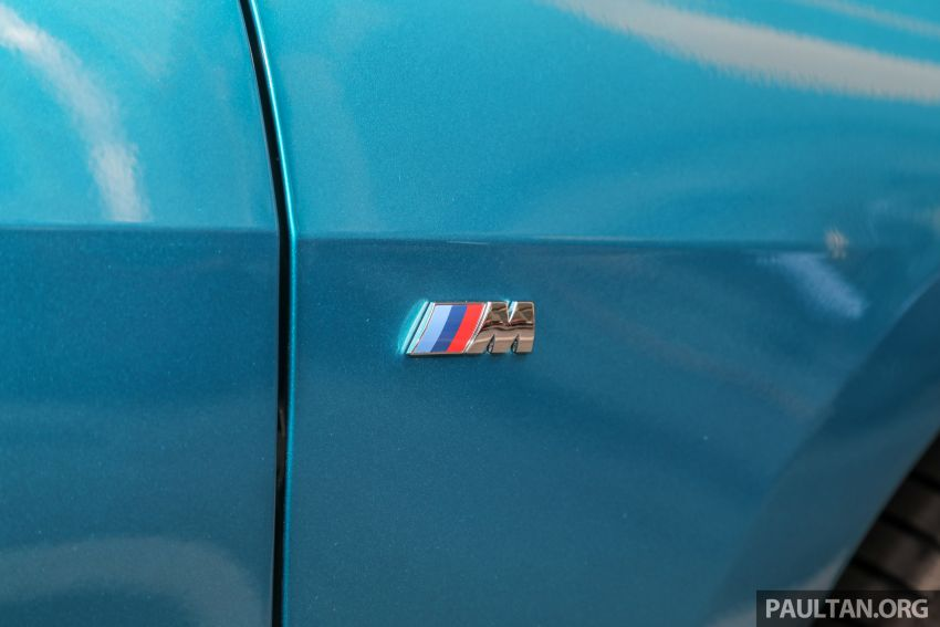 F44 BMW 2 Series Gran Coupé launched in Malaysia – CKD 218i M Sport with 140 PS/220 Nm, RM211,367 Image #1189759