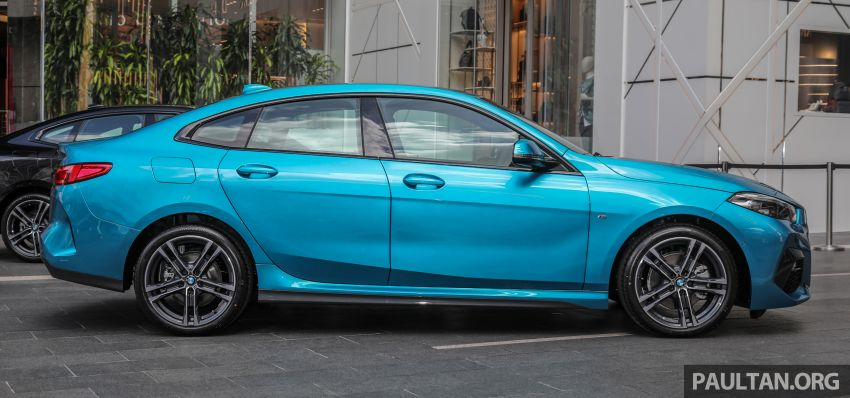 F44 BMW 2 Series Gran Coupé launched in Malaysia – CKD 218i M Sport with 140 PS/220 Nm, RM211,367 Image #1189747
