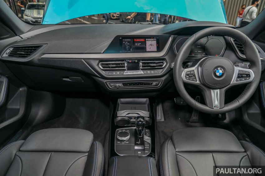 F44 BMW 2 Series Gran Coupé launched in Malaysia – CKD 218i M Sport with 140 PS/220 Nm, RM211,367 Image #1189778