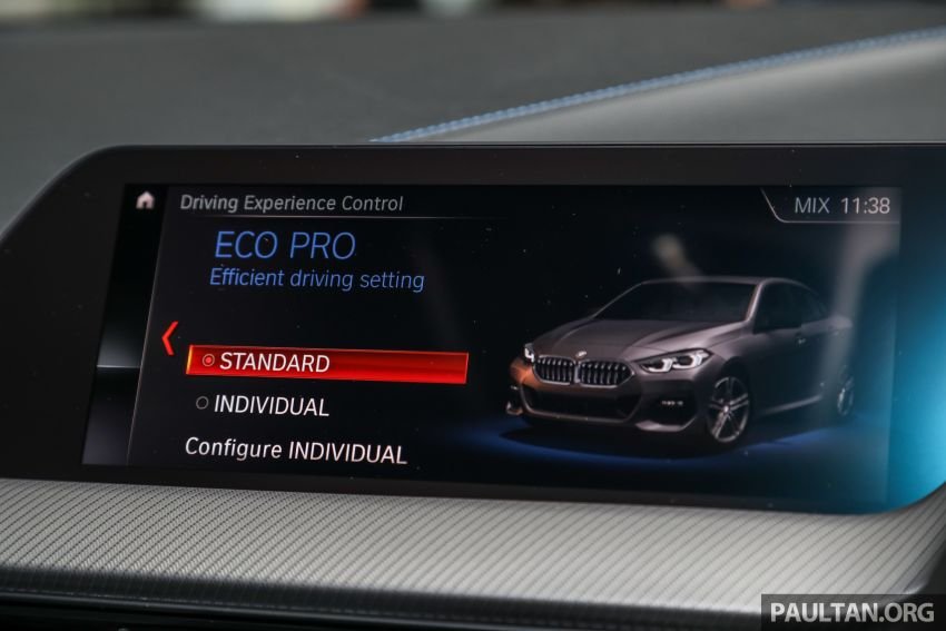 F44 BMW 2 Series Gran Coupé launched in Malaysia – CKD 218i M Sport with 140 PS/220 Nm, RM211,367 Image #1189795