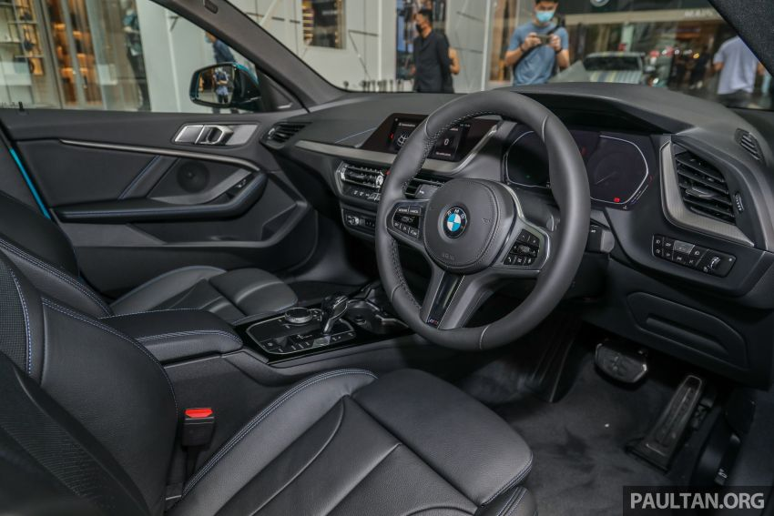 F44 BMW 2 Series Gran Coupé launched in Malaysia – CKD 218i M Sport with 140 PS/220 Nm, RM211,367 Image #1189779