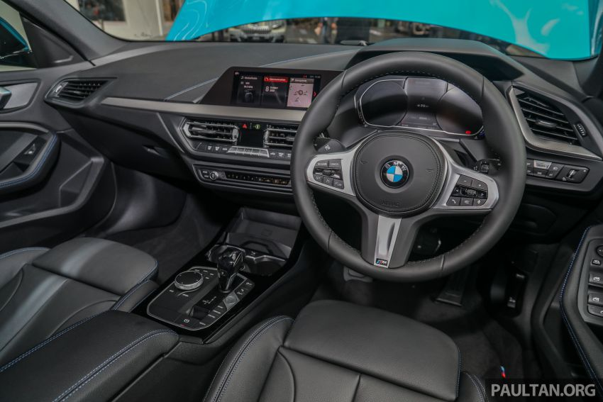 F44 BMW 2 Series Gran Coupé launched in Malaysia – CKD 218i M Sport with 140 PS/220 Nm, RM211,367 Image #1189807