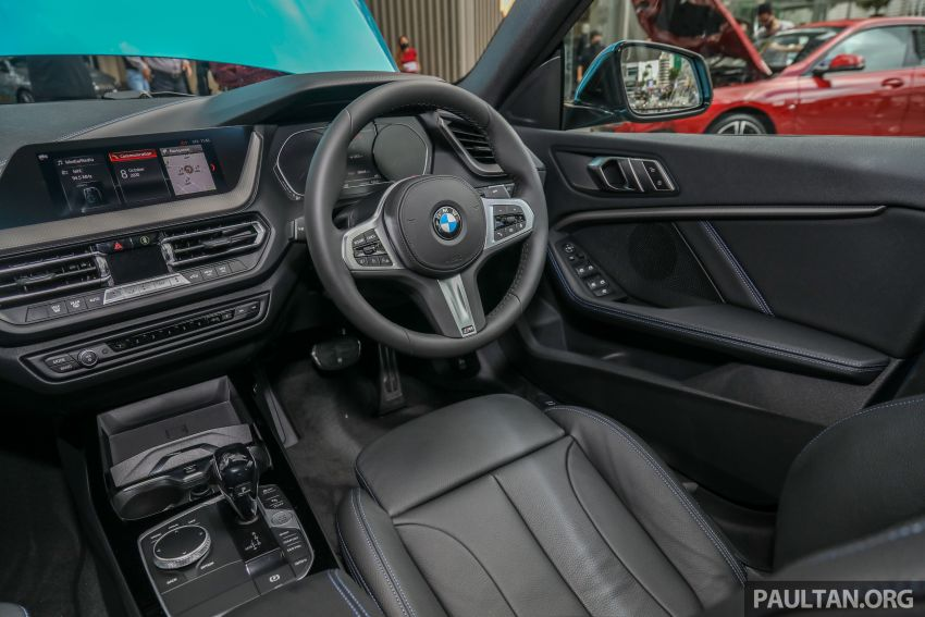 F44 BMW 2 Series Gran Coupé launched in Malaysia – CKD 218i M Sport with 140 PS/220 Nm, RM211,367 Image #1189808