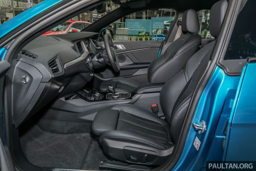 F44 BMW 2 Series Gran Coupé launched in Malaysia – CKD 218i M Sport with 140 PS/220 Nm, RM211,367 Image #1189811