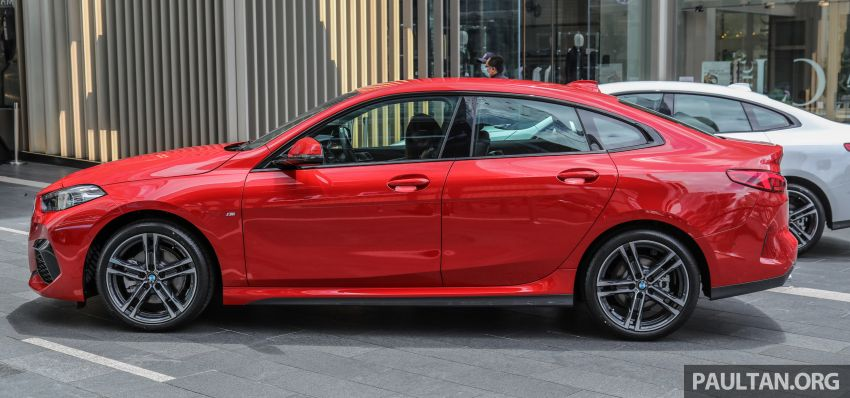 F44 BMW 2 Series Gran Coupé launched in Malaysia – CKD 218i M Sport with 140 PS/220 Nm, RM211,367 Image #1189845