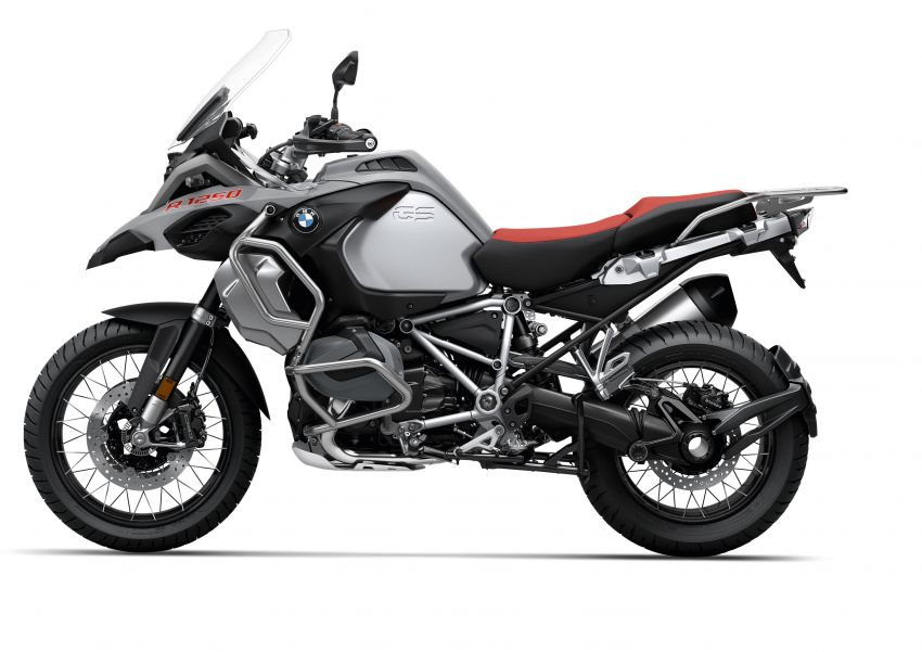 40 years of the BMW GS: 2020 BMW Motorrad 1250 GS and 1250 GS Adventure, 136 hp, 143 Nm torque Image #1187790