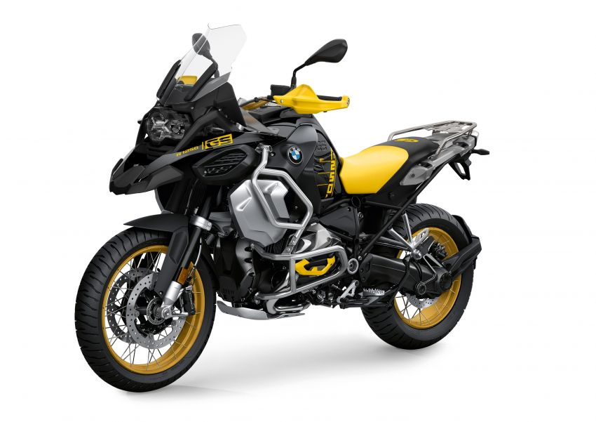 40 years of the BMW GS: 2020 BMW Motorrad 1250 GS and 1250 GS Adventure, 136 hp, 143 Nm torque Image #1187800