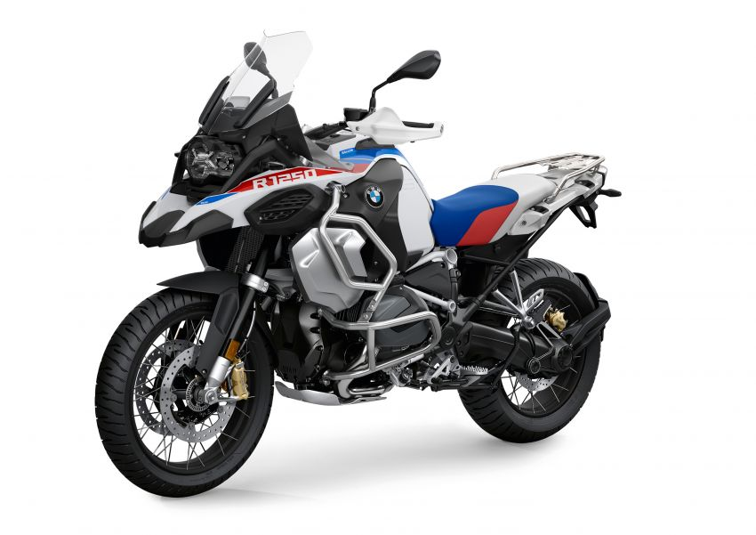 40 years of the BMW GS: 2020 BMW Motorrad 1250 GS and 1250 GS Adventure, 136 hp, 143 Nm torque Image #1187801