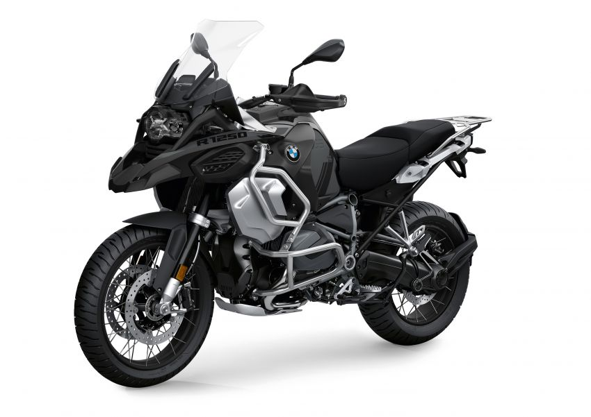 40 years of the BMW GS: 2020 BMW Motorrad 1250 GS and 1250 GS Adventure, 136 hp, 143 Nm torque Image #1187802