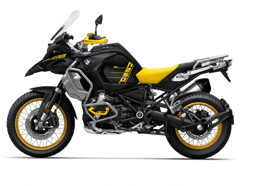 40 years of the BMW GS: 2020 BMW Motorrad 1250 GS and 1250 GS Adventure, 136 hp, 143 Nm torque Image #1187791