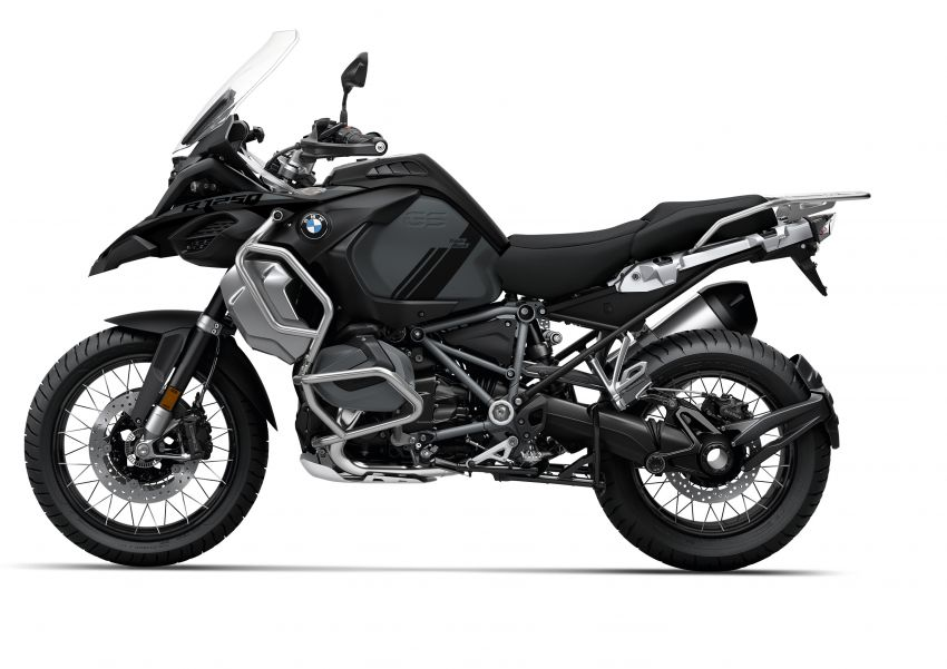 40 years of the BMW GS: 2020 BMW Motorrad 1250 GS and 1250 GS Adventure, 136 hp, 143 Nm torque Image #1187793