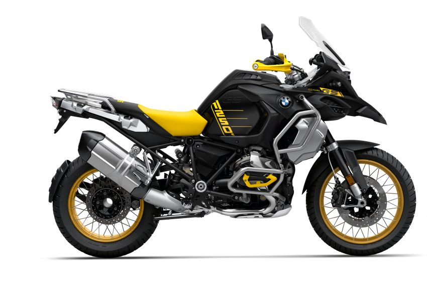 40 years of the BMW GS: 2020 BMW Motorrad 1250 GS and 1250 GS Adventure, 136 hp, 143 Nm torque Image #1187795