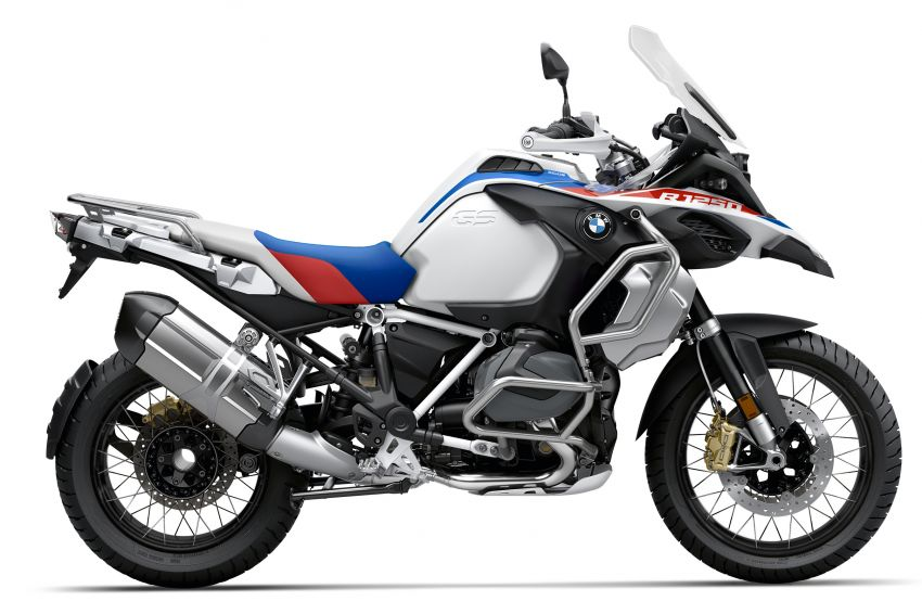 40 years of the BMW GS: 2020 BMW Motorrad 1250 GS and 1250 GS Adventure, 136 hp, 143 Nm torque Image #1187796