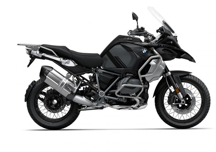 40 years of the BMW GS: 2020 BMW Motorrad 1250 GS and 1250 GS Adventure, 136 hp, 143 Nm torque Image #1187798