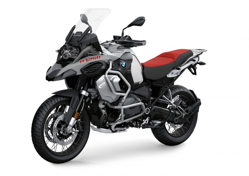 40 years of the BMW GS: 2020 BMW Motorrad 1250 GS and 1250 GS Adventure, 136 hp, 143 Nm torque Image #1187799