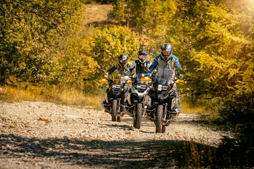 40 years of the BMW GS: 2020 BMW Motorrad 1250 GS and 1250 GS Adventure, 136 hp, 143 Nm torque Image #1187828