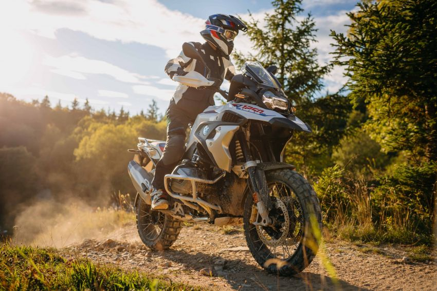 40 years of the BMW GS: 2020 BMW Motorrad 1250 GS and 1250 GS Adventure, 136 hp, 143 Nm torque Image #1187830