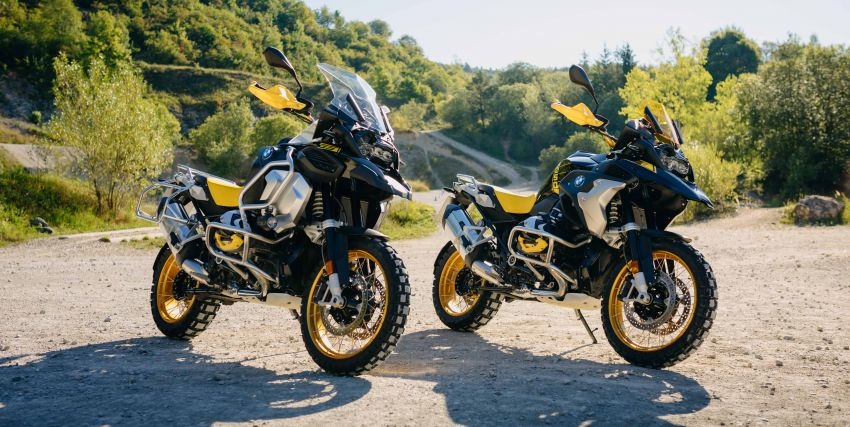 40 years of the BMW GS: 2020 BMW Motorrad 1250 GS and 1250 GS Adventure, 136 hp, 143 Nm torque Image #1187831