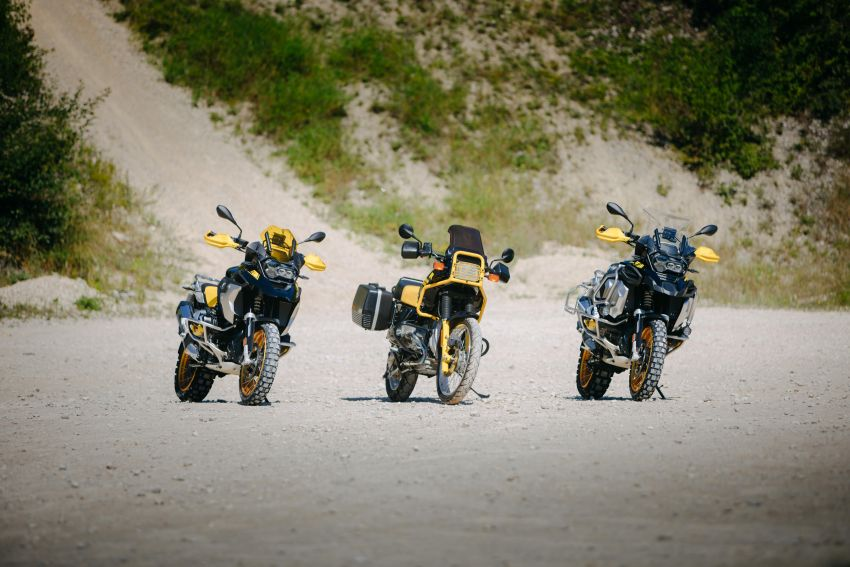 40 years of the BMW GS: 2020 BMW Motorrad 1250 GS and 1250 GS Adventure, 136 hp, 143 Nm torque Image #1187834