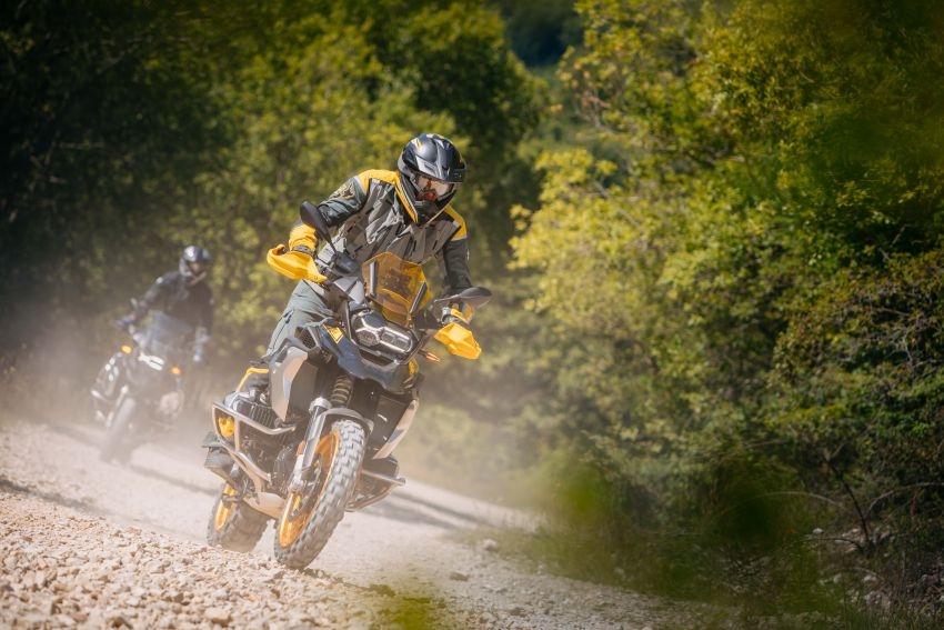 40 years of the BMW GS: 2020 BMW Motorrad 1250 GS and 1250 GS Adventure, 136 hp, 143 Nm torque Image #1187835