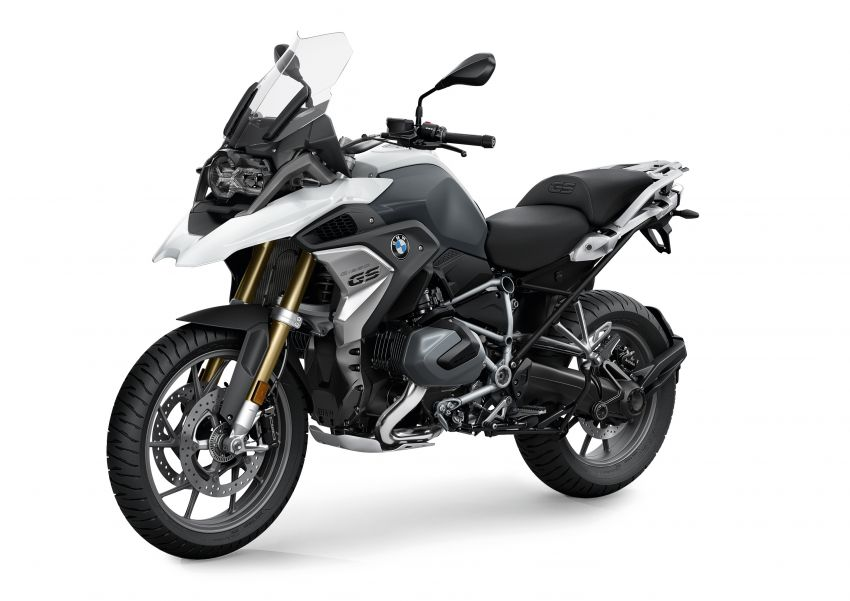 40 years of the BMW GS: 2020 BMW Motorrad 1250 GS and 1250 GS Adventure, 136 hp, 143 Nm torque Image #1187818
