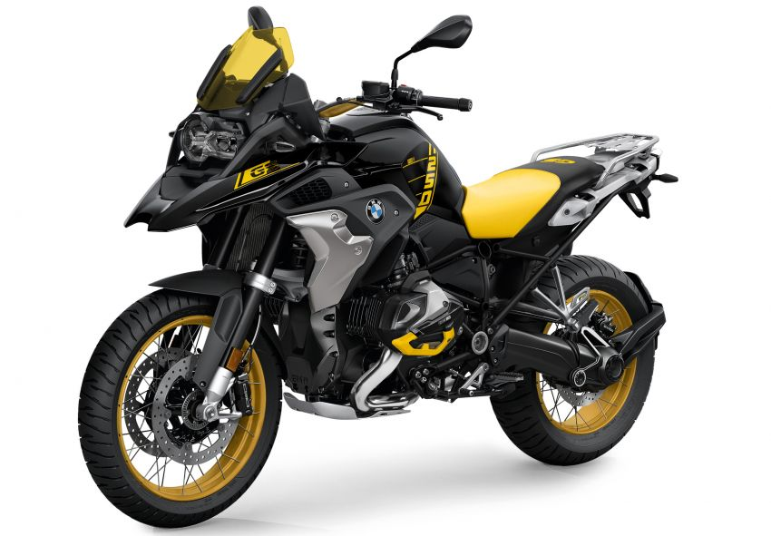 40 years of the BMW GS: 2020 BMW Motorrad 1250 GS and 1250 GS Adventure, 136 hp, 143 Nm torque Image #1187819