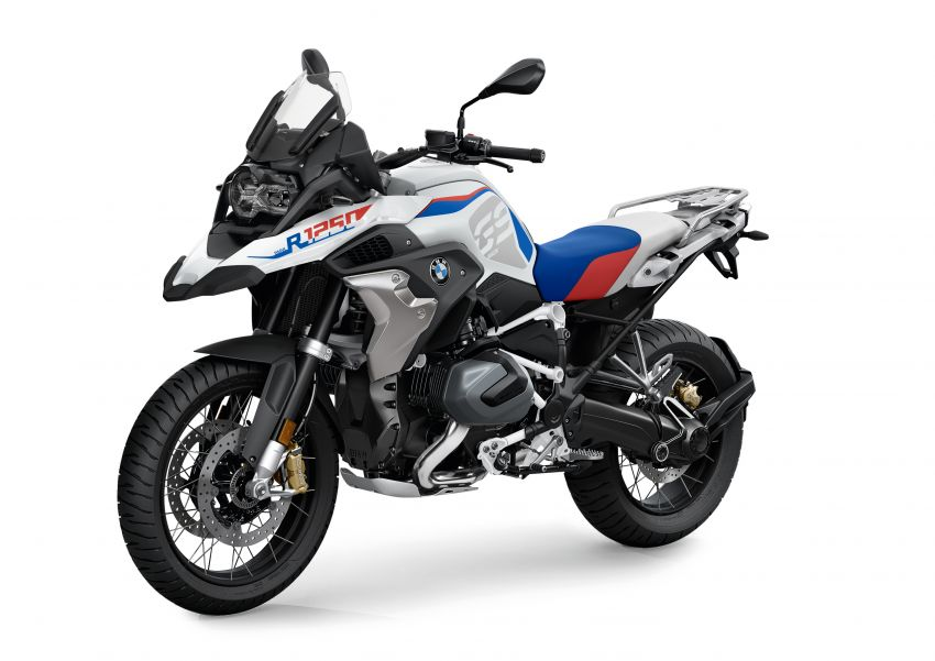 40 years of the BMW GS: 2020 BMW Motorrad 1250 GS and 1250 GS Adventure, 136 hp, 143 Nm torque Image #1187821