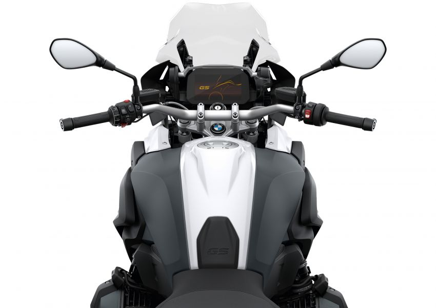 40 years of the BMW GS: 2020 BMW Motorrad 1250 GS and 1250 GS Adventure, 136 hp, 143 Nm torque Image #1187822