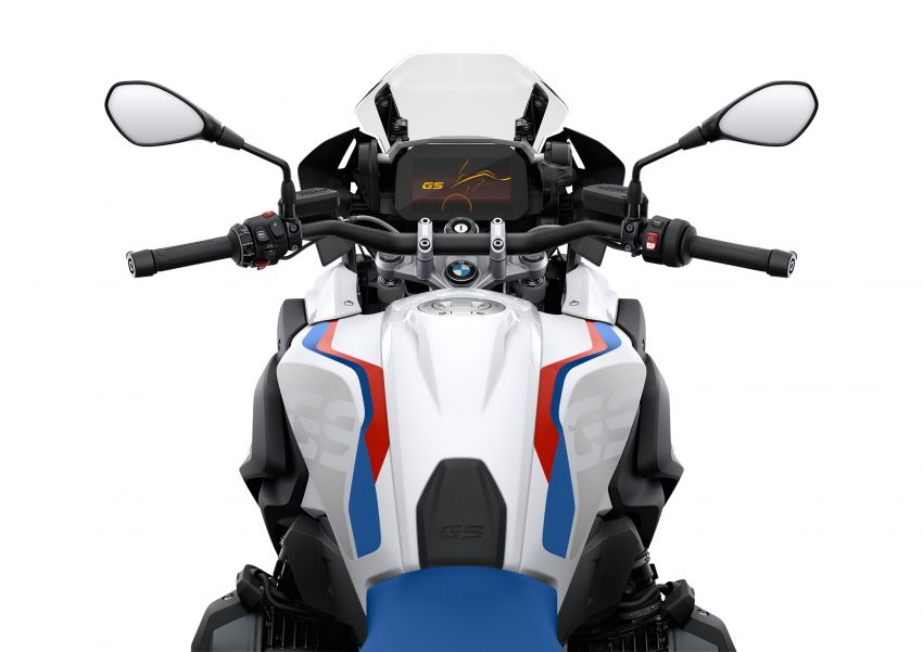 40 years of the BMW GS: 2020 BMW Motorrad 1250 GS and 1250 GS Adventure, 136 hp, 143 Nm torque Image #1187825