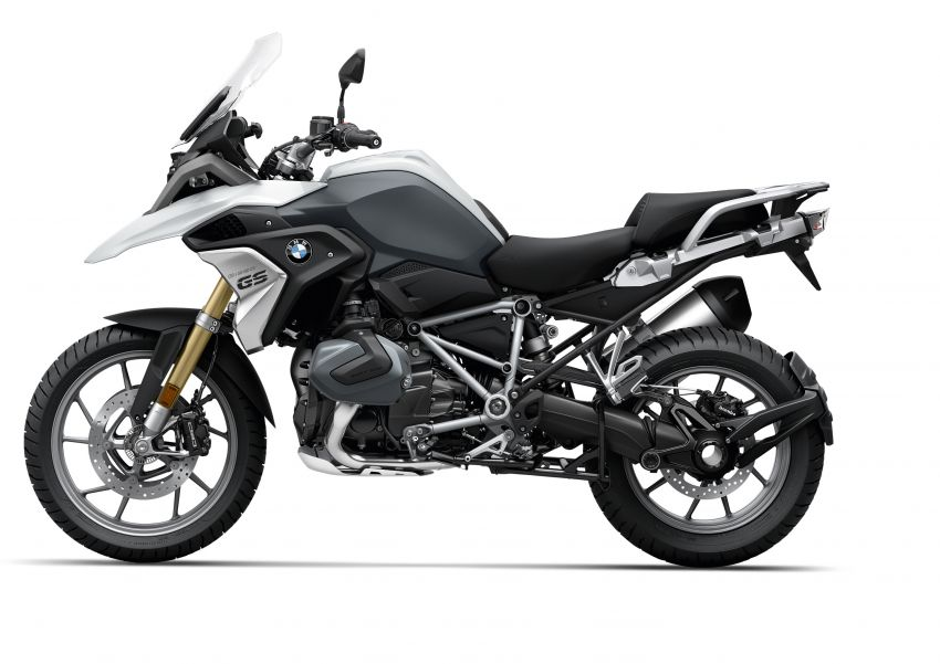 40 years of the BMW GS: 2020 BMW Motorrad 1250 GS and 1250 GS Adventure, 136 hp, 143 Nm torque Image #1187810