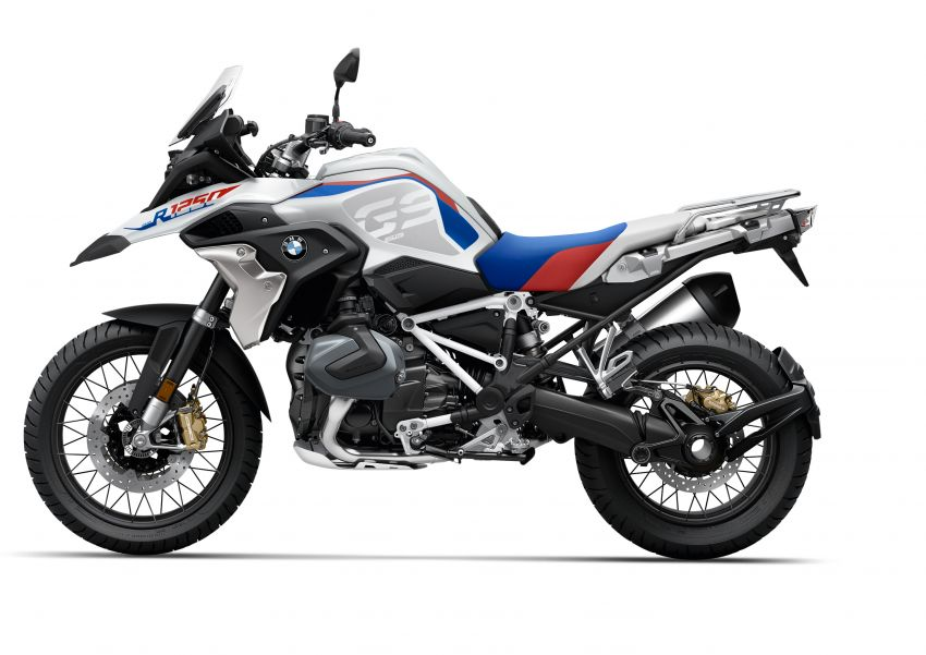 40 years of the BMW GS: 2020 BMW Motorrad 1250 GS and 1250 GS Adventure, 136 hp, 143 Nm torque Image #1187812