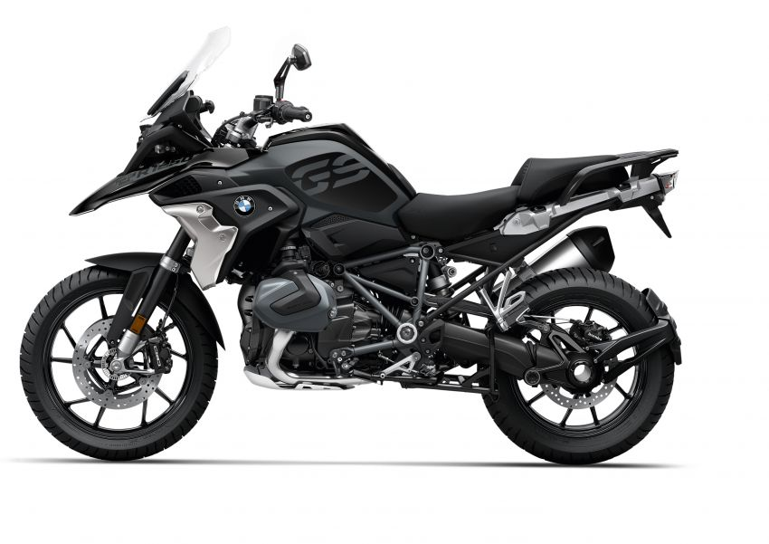 40 years of the BMW GS: 2020 BMW Motorrad 1250 GS and 1250 GS Adventure, 136 hp, 143 Nm torque Image #1187813