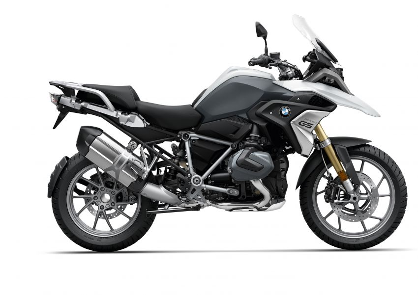 40 years of the BMW GS: 2020 BMW Motorrad 1250 GS and 1250 GS Adventure, 136 hp, 143 Nm torque Image #1187814
