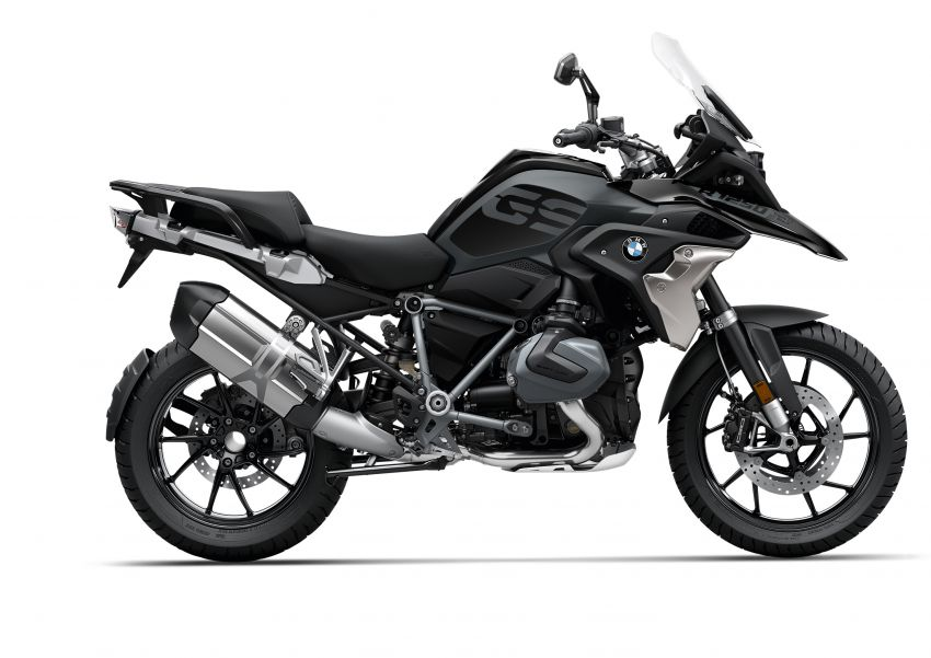 40 years of the BMW GS: 2020 BMW Motorrad 1250 GS and 1250 GS Adventure, 136 hp, 143 Nm torque Image #1187817