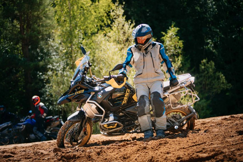 40 years of the BMW GS: 2020 BMW Motorrad 1250 GS and 1250 GS Adventure, 136 hp, 143 Nm torque Image #1187845