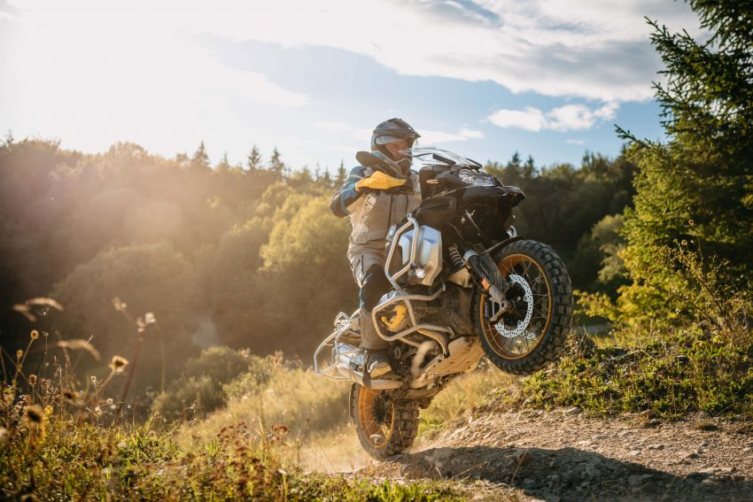 40 years of the BMW GS: 2020 BMW Motorrad 1250 GS and 1250 GS Adventure, 136 hp, 143 Nm torque Image #1187839