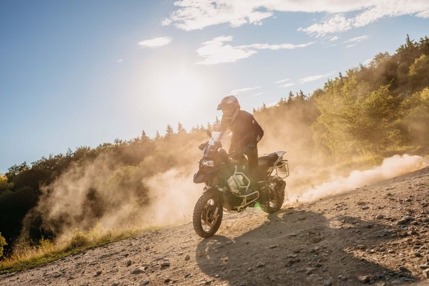40 years of the BMW GS: 2020 BMW Motorrad 1250 GS and 1250 GS Adventure, 136 hp, 143 Nm torque Image #1187840