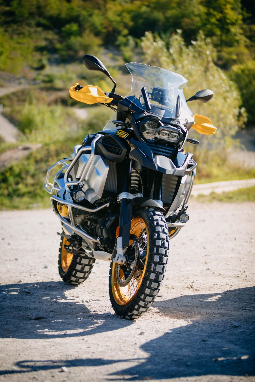 40 years of the BMW GS: 2020 BMW Motorrad 1250 GS and 1250 GS Adventure, 136 hp, 143 Nm torque Image #1187842