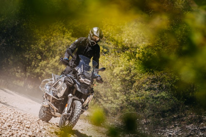 40 years of the BMW GS: 2020 BMW Motorrad 1250 GS and 1250 GS Adventure, 136 hp, 143 Nm torque Image #1187843