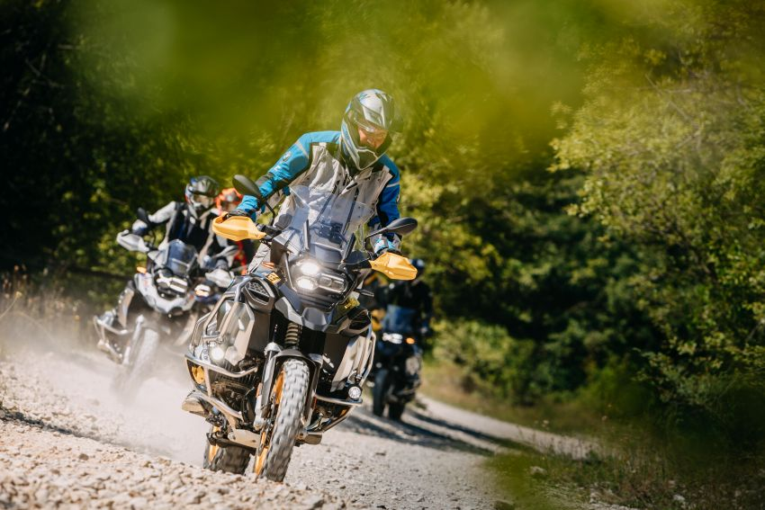 40 years of the BMW GS: 2020 BMW Motorrad 1250 GS and 1250 GS Adventure, 136 hp, 143 Nm torque Image #1187844