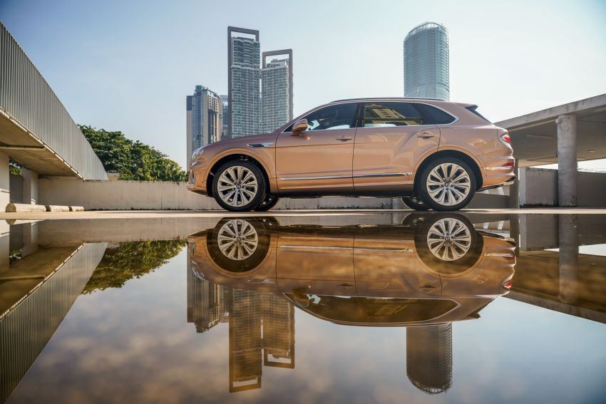 FIRST DRIVE: 2020 Bentley Bentayga V8 FL in M'sia Image #1188500