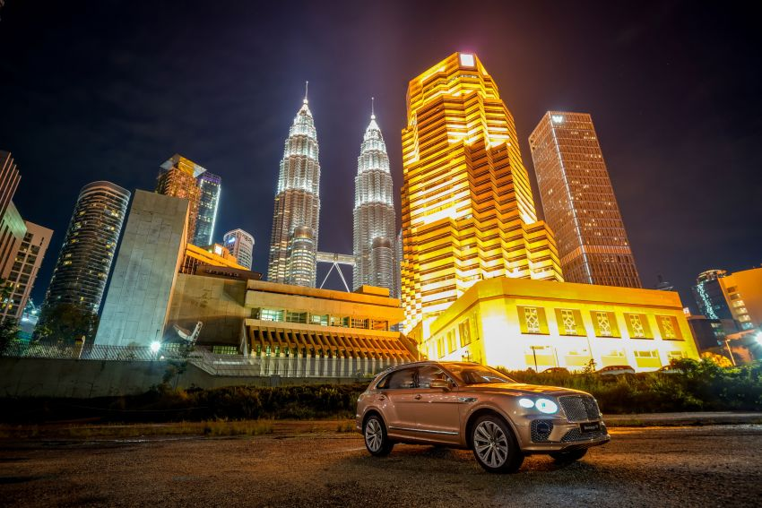 FIRST DRIVE: 2020 Bentley Bentayga V8 FL in M'sia Image #1188508