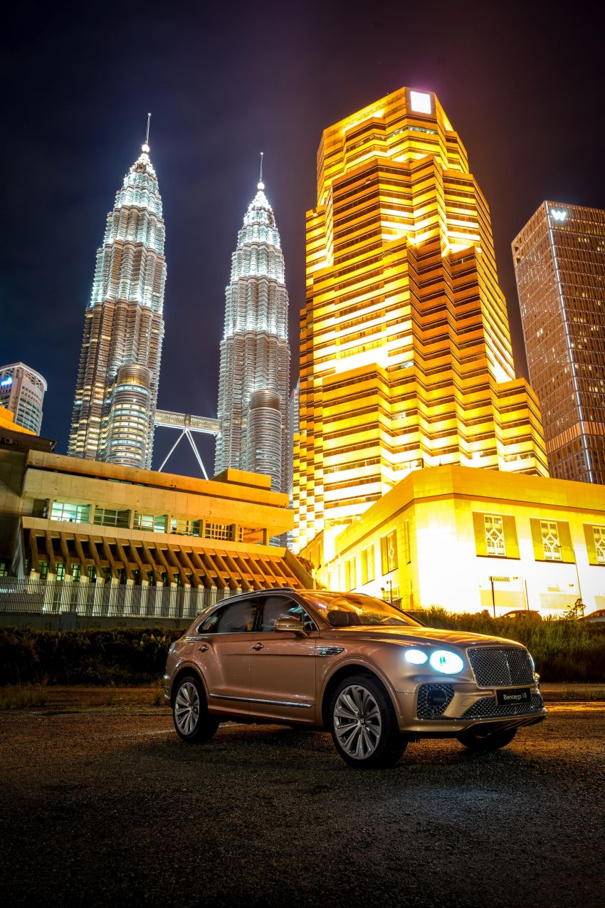 FIRST DRIVE: 2020 Bentley Bentayga V8 FL in M'sia Image #1188510