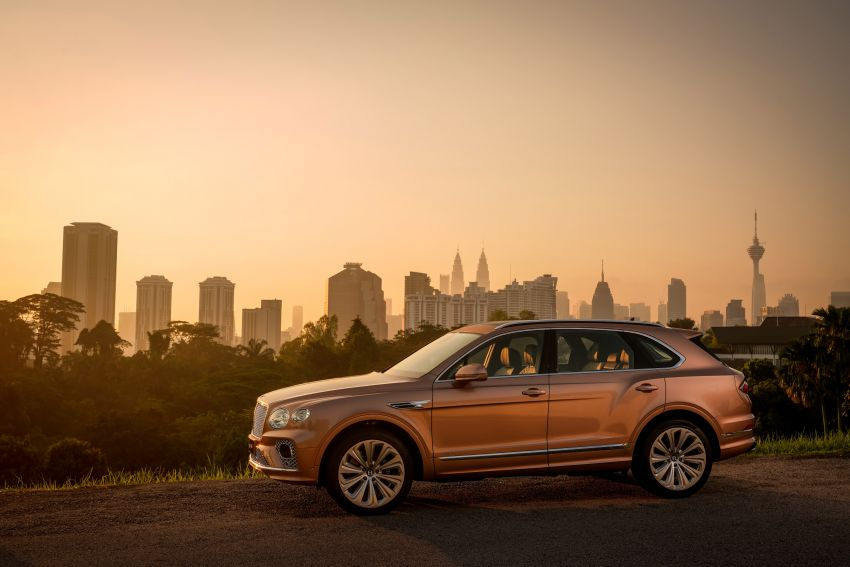 FIRST DRIVE: 2020 Bentley Bentayga V8 FL in M'sia Image #1188481