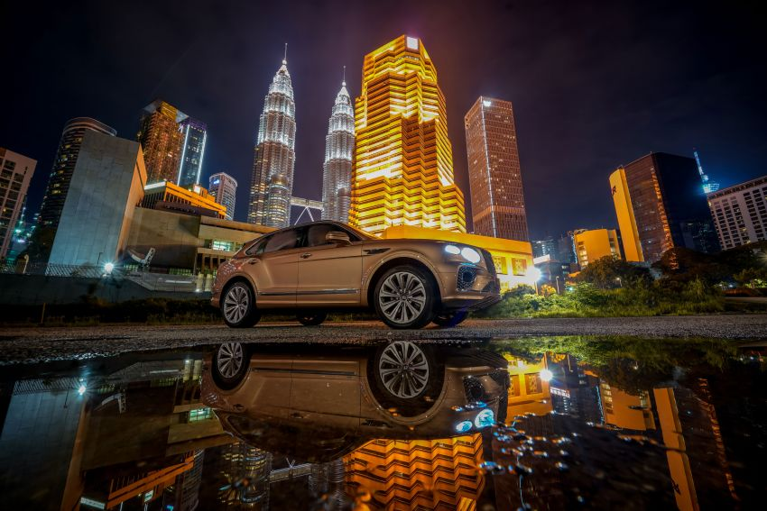 FIRST DRIVE: 2020 Bentley Bentayga V8 FL in M'sia Image #1188512