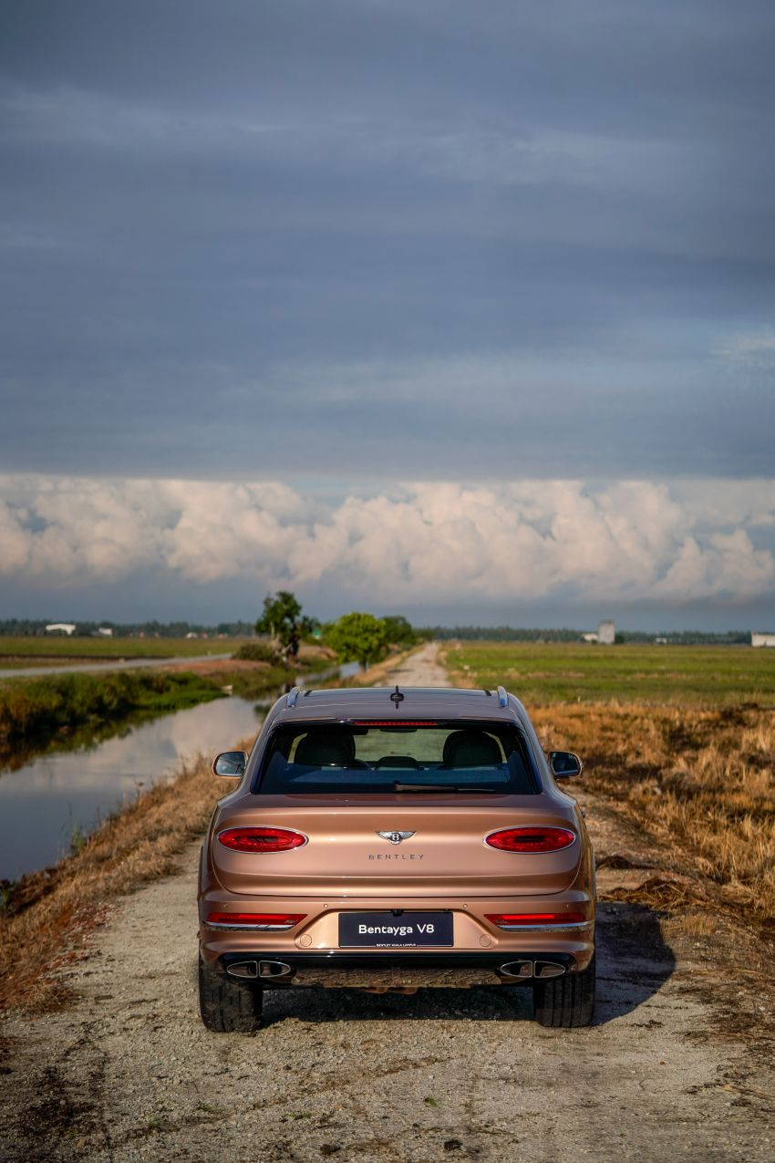 FIRST DRIVE: 2020 Bentley Bentayga V8 FL in M'sia Image #1188521