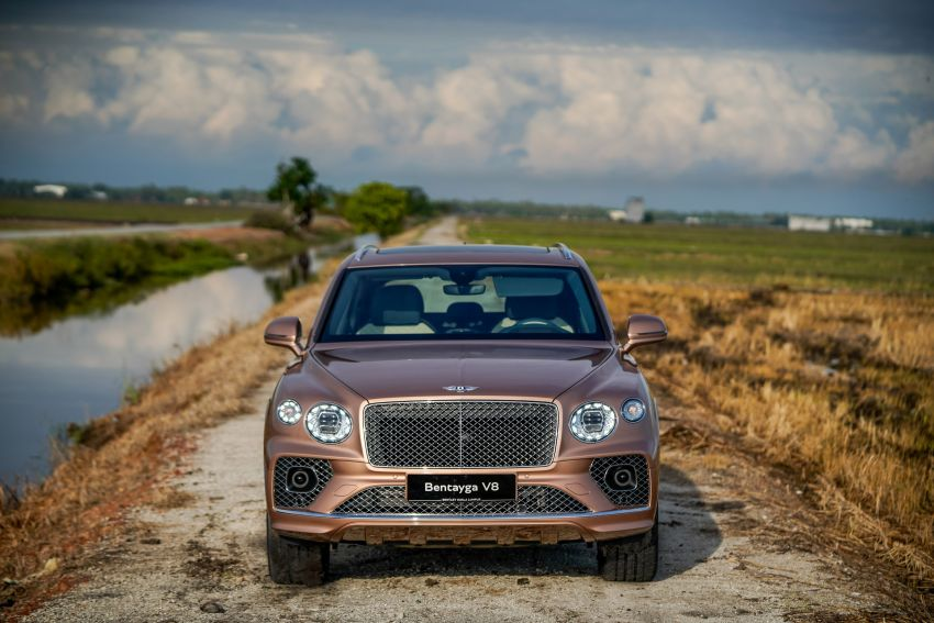 FIRST DRIVE: 2020 Bentley Bentayga V8 FL in M'sia Image #1188523