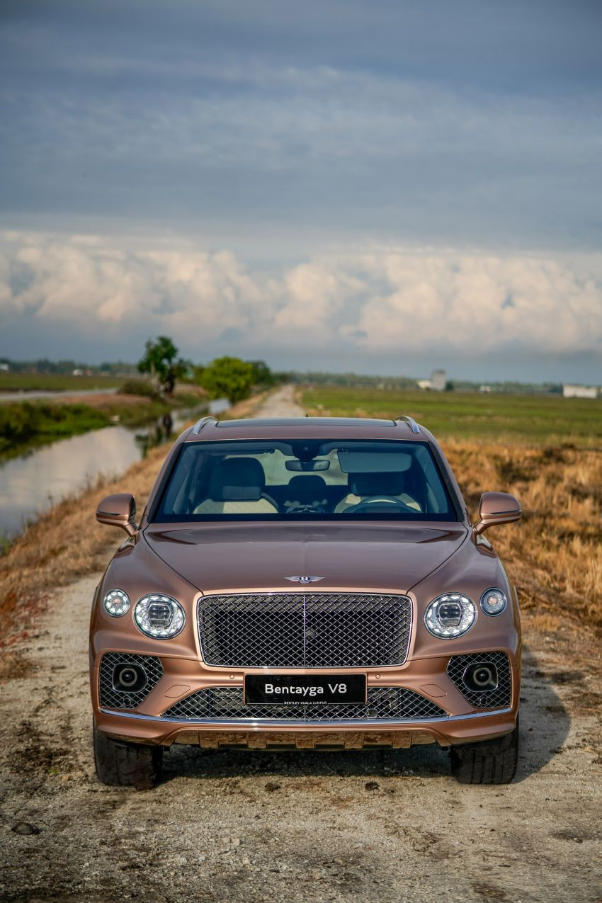 FIRST DRIVE: 2020 Bentley Bentayga V8 FL in M'sia Image #1188524