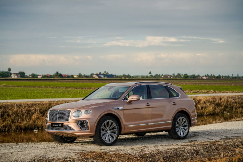FIRST DRIVE: 2020 Bentley Bentayga V8 FL in M'sia Image #1188527