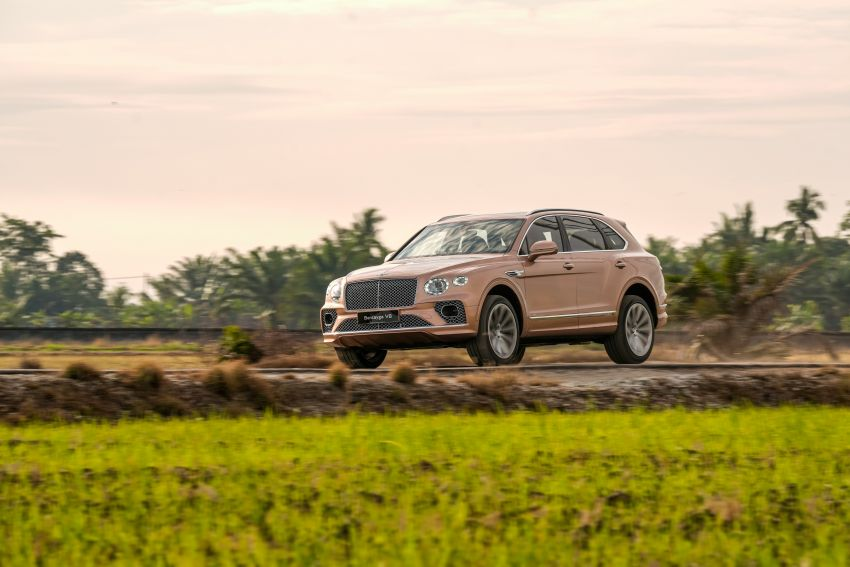 FIRST DRIVE: 2020 Bentley Bentayga V8 FL in M'sia Image #1188529